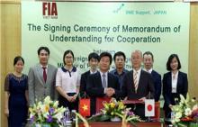 Lễ ký kết Biên bản ghi nhớ hợp tác giữa FIA và SMRJ